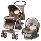Chicco Cortina Travel System - Luna (Baby Product)  Best Strollers