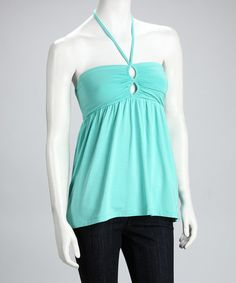 Take a look at this Pool Abigail Top by Fashion Sense: Dresses & Tops on #zulily today!