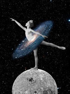Ballet Moon por Marcelo Mantovani