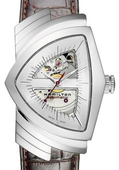Hamilton Ventura H24515551 - Watchismo is an Authorized Dealer