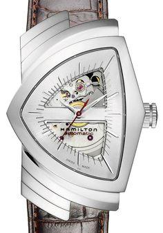 Hamilton Ventura H24515551 - Watchismo is an Authorized Dealer