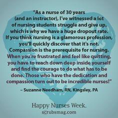 Nursing is my passion