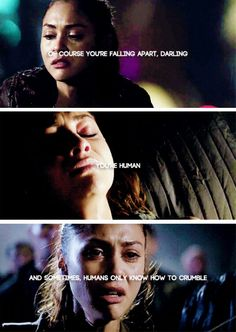 Raven Reyes #The100