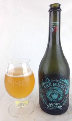 82 of the Best Hard Ciders, Blind-Tasted and Ranked Best Hard Cider, Cider Tasting, Cider House Rules, Angry Orchard, Hot Sauce Bottles, Beer Bottle, Blinds, Good Things, Muse
