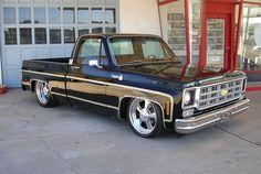 1977 Chevy Silverado