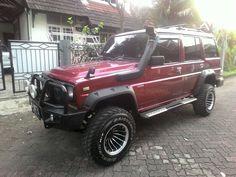 Daihatsu, 4x4, Automotive Decor, Custom Trucks, Land Cruiser, Cars And Motorcycles, Offroad, Jeep, Bike