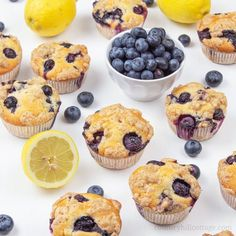 This vegan gluten-free and sugar-free healthy blueberry muffins recipe is so easy – just 40 minutes to make and bake. The homemade lemon blueberry muffins are nut-free, dairy-free, egg-free and allergy-friendly. Fluffy vegan lemon muffins studded with juicy blueberries, topped with crunchy cinnamon streusel topping and a simple lemon glaze. Utterly delicious! The muffins are …