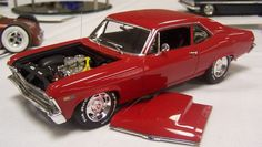 Chevy Models, Plastic Model Cars, Slot Cars, Model Building, Model Pictures, Scale Models, Diecast, Tractors, Muscle