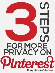 How to be Private on Pinterest in 3 Steps ♣️Fosterginger.Pinterest.Com🌑More Pins Like This One At FOSTERGINGER @ PINTEREST 🌑No Pin Limits🌑でこのようなピンがいっぱいになる🌑ピンの限界🌑
