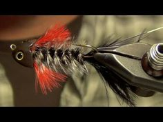 Sculpin Helmet Bugger Fly Tying Instructions and How To Tie Tutorial