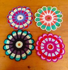 one 1 doily crochet  kitschy kitchen par hooknhula sur Etsy, $12.00 Hula, Crochet Doilies, Crochet Earrings, Etsy, Kitchen, Handmade Gifts, Unique Jewelry, Cooking, Kitchens