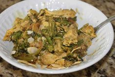 """Chicken Dive-In: This recipe is AWESOME!!  The only change I made was I used a """"teaspoon"""" of Curry vs a tablespoon. My husband and I found that a tablespoon of Curry was too much. But if you LOVE Curry than do the tablespoon."""