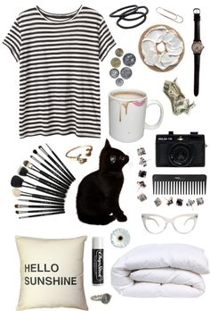 """""""Essential questions are not accepted"""" by emmsrose ❤ liked on Polyvore"""