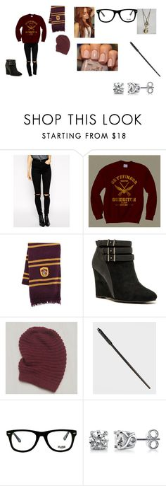 """Untitled #284"" by beautyfashionbabe99 ❤ liked on Polyvore featuring ASOS, Elope, Qupid, NOVICA, Muse and BERRICLE"