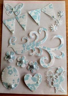 Card Candy made with Melissa Frances Designer Paper
