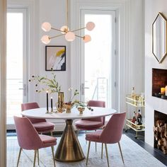 Finest Scandinavian Dining Room Design Ideas With Swedish Style – housedecor Pedestal Dining Table, West Elm Dining Table, White Oval Dining Table, Glass Dining Room Table, Dining Table Chairs, Velvet Dining Chair, Dining Table Decorations, Pedastal Table, Dining Table In Living Room