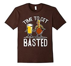 Amazon.com: Time To Get Basted Funny Thanksgiving T Shirt: Clothing