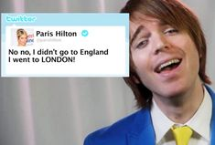 HILARIOUS! This guy found the lamest celebrity tweets and made them into a song.