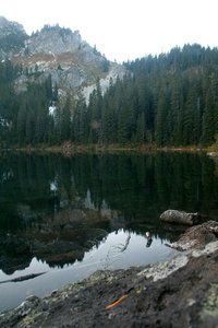 Three Perfect Hikes for Kids in WA:  Tiger Mountain, Wallace Falls and Mirror Lake