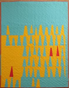 Castles in the Sand Quilt | Capitol A Quilter