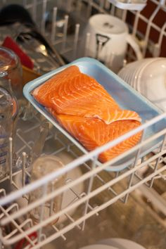Can You Really Cook Salmon in a Dishwasher? — Putting Tips to the Test in The Kitchen