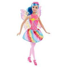 *2015 Rainbow kingdom fairy Barbie doll #DHM56