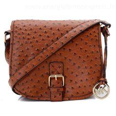 Michael Kors moyen autruche relief Saddle Messenger CoffeeLarge Selma Saffiano Bag #bags#jewellery #jewellerydesign}