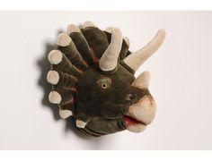 Prachtige Pluche Dinosaurus van BiBiB ✓Shop BiBiB Dierenkoppen nu online bij Little Wannahaves ✓Bezoek onze winkel in Utrecht ✓Unieke items voor Kinderen