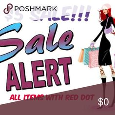 24-hour SALE!!!!BUNDLE ALL ITEMS! All in red dot are on $5 sale!!!!hurry!!! Bags