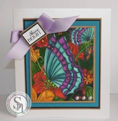 Created by Jo McKelvey for #crafterscompanion using #spectrumnoir coloring goodies