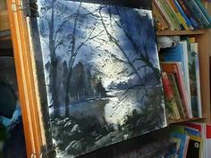 A good how-to....How to Paint a Quick Watercolour Impression from a Photograph #watercolorarts