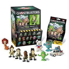 Ghostbusters Series 1 Micro-Figures Random 4-Pack