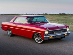 It may be one of the prettiest Novas ever built. http://www.hotrod.com/cars/featured/1511-this-may-be-the-cleanest-1967-chevrolet-nova-youll-ever-come-across?utm_source=rss&utm_medium=synergetic&utm_campaign=RSS