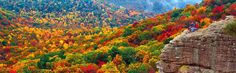 Arkansas Ozark Mountains | Arkansas, Ozark Mountains - Sam's Throne off Hwy 123, (Photo Credit ...