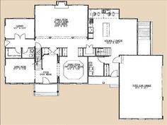1000 images about floor plans on pinterest nj real for Custom estate home plans
