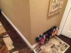 coat racks as shoe racks - Google Search