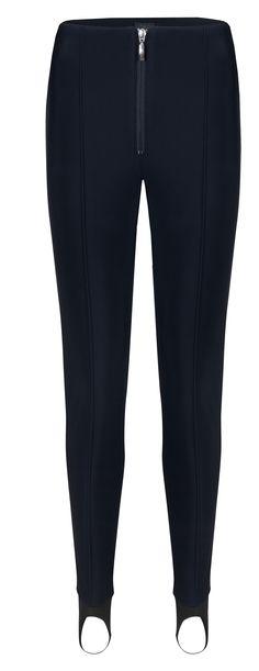 Keil ladies skinny stirrup ski pant by Emmegi for Winternational. Skinny  Ski Pants 176dfc86ab3b3