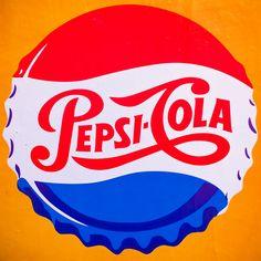 Pepsi  |  #retro #logo #cola #design #typography #Pepsi #soda #classic