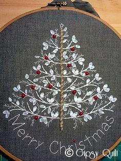 Gipsy Quilt: Challenge de Noël