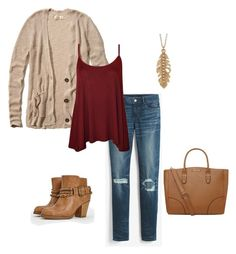 """""""Cute & Cozy"""" by bobi-ezell on Polyvore featuring Hollister Co., White House Black Market, WearAll, JustFab, Dorothy Perkins and Melinda Maria"""