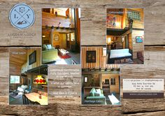 Our 4 luxury cabins have their own rustic feel. Luxury Cabin, Rustic Feel, Cabins, Design, Porto, Rustic, Cottages, Cabin