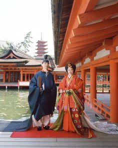 衣冠束帯 十二単 厳島神社 宮島