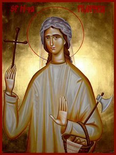 St. Philothea of Romania - December 7