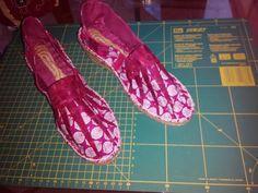 Patch para los pies Scrappy Quilts