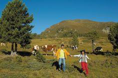 Wandern in den Nockbergen - http://www.kirchleitn.com