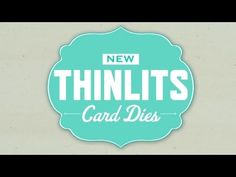Stampin' Up! Thinlits Card Dies
