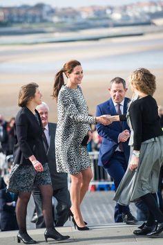 Kate Middleton Wears aDalmatianCoat (Again)