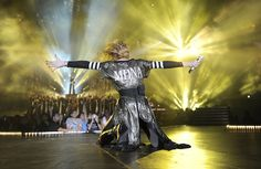 Madonna's MDNA Tour in Hyde Park with River Island - Coco's Tea Party
