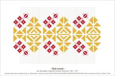 Semne Cusute: Romanian traditional motifs Beading Patterns, Knitting Patterns, Folk Embroidery, Hama Beads, Pixel Art, Cross Stitch Patterns, Diy And Crafts, Kids Rugs, Tapestry