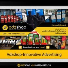adzshop-innovative advertising look walkers,Ad walkers,I walkers,tricycle and all type of advertisment providers.